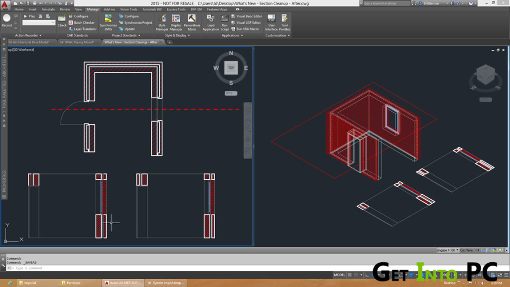 AutoCAD Architecture 2014 Technical Setup