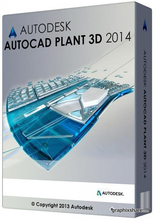 AutoCAD Plant 3D 2014 setup Free Download