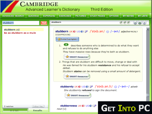 Cambridge Advanced Learner's Dictionary Download Free
