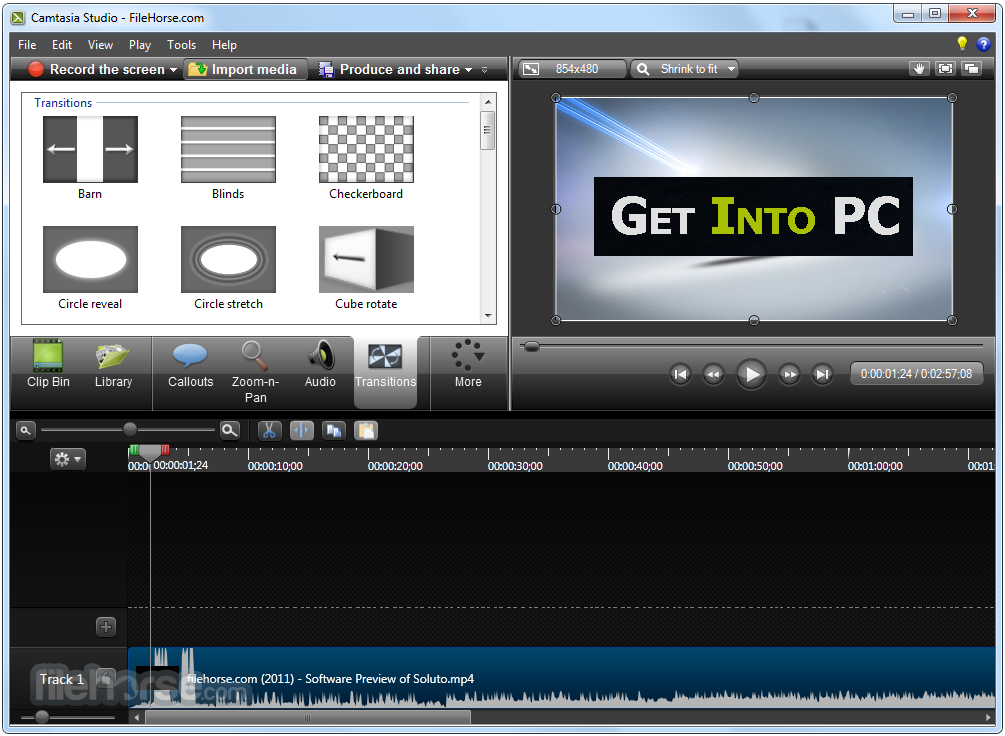 Camtasia Studio Download Free
