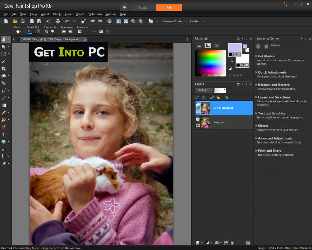 Corel PaintShop Pro X6 Download Latest Full