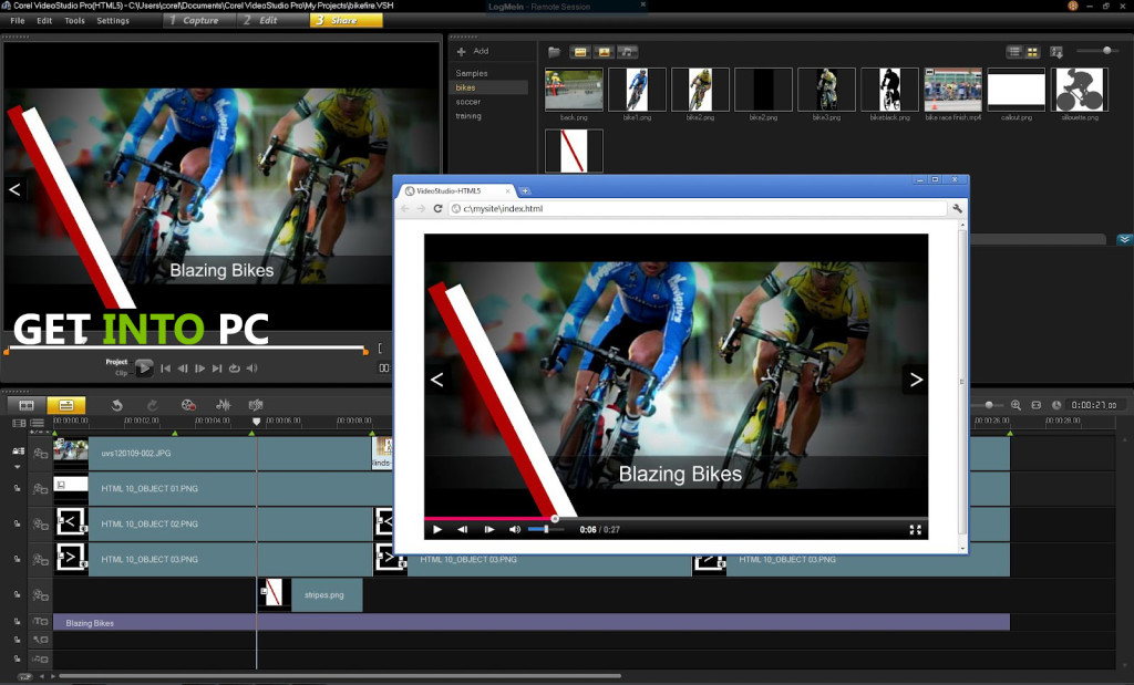 Corel Video studio Pro X5 Setup Free Download