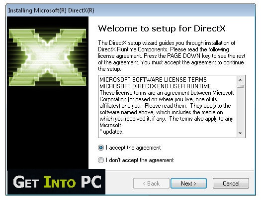 directx 11 windows 7 32 bit download full