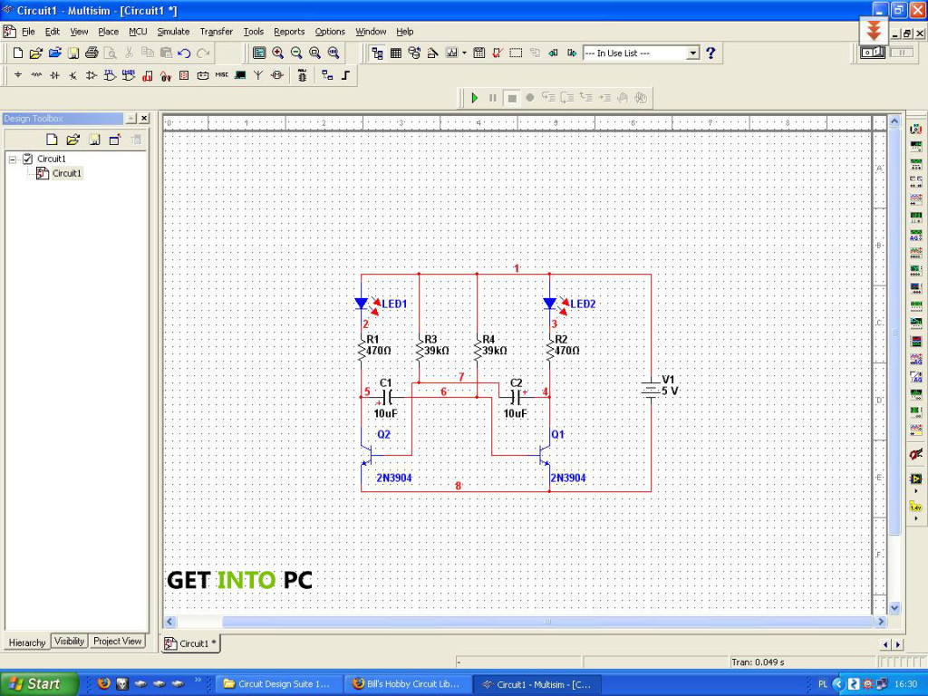 Electronic Workbench Setup Free Download