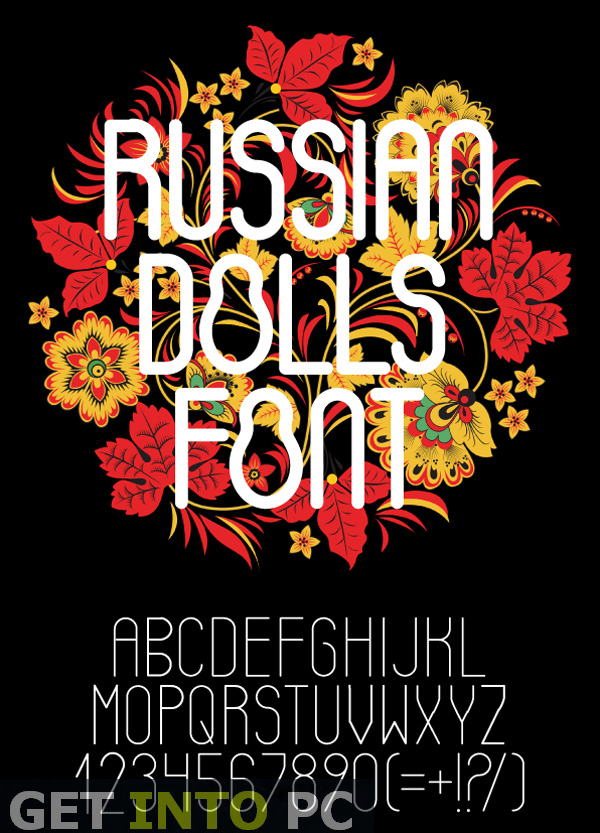 Russian Fonts Or Software 6