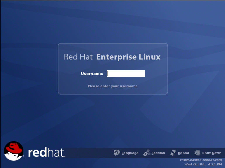 red hat linux operating system full version