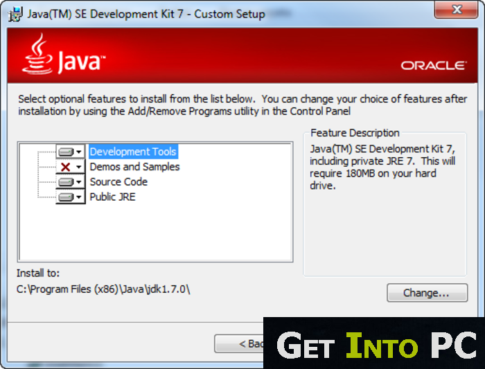 Java development kit download.