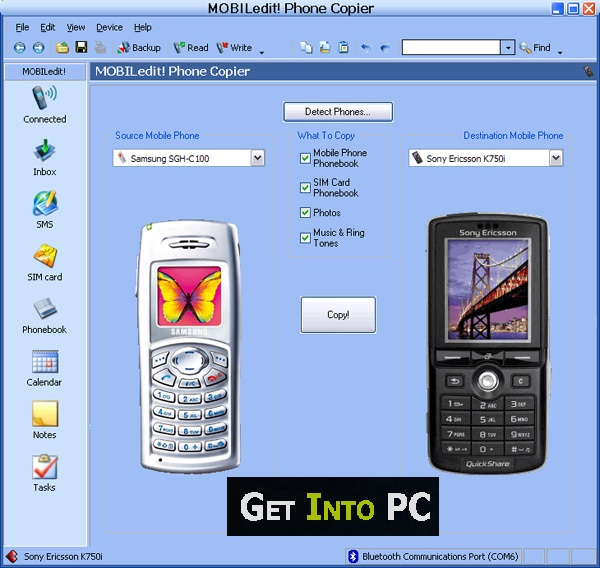 MOBILedit Phone Copier Download Setup