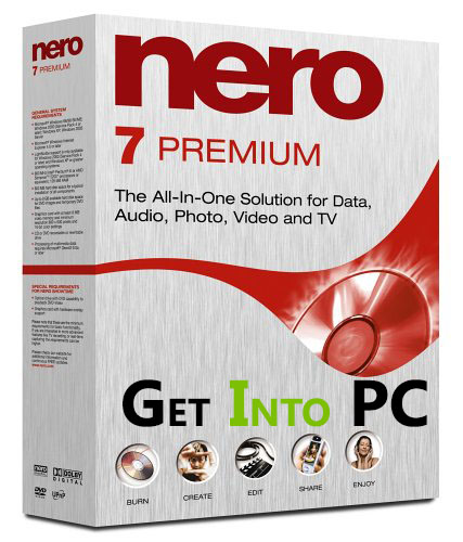 Nero Burning Rom 7 Free Download