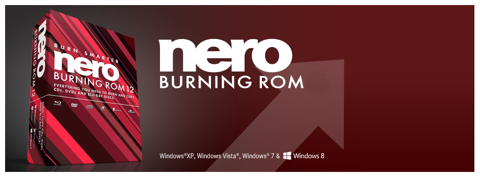 Nero Burning ROM 2014 For Free