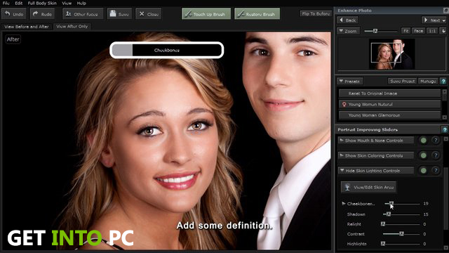 Portrait Professional 11 Features