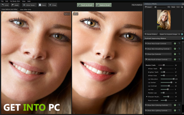 Portrait Professional 11 Setup Free Download