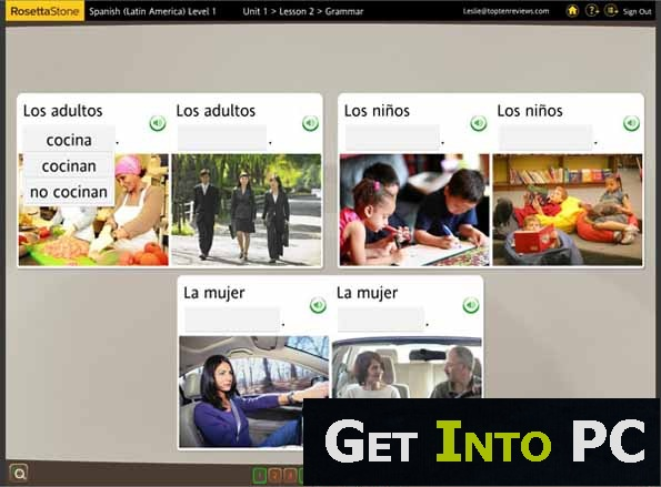 Rosetta Stone Setup Free download