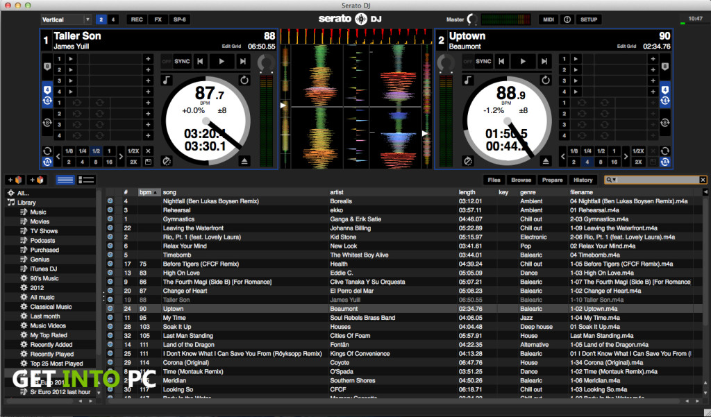 Serato dj 1. 7. 8 build 4609 (free) download latest version in.