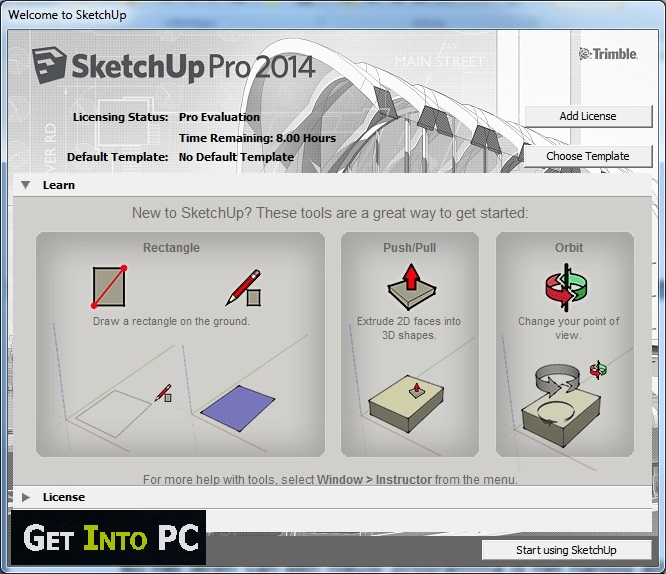 SketchUp Pro 2014 Download Free