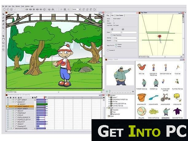 Toon boom studio 4 download