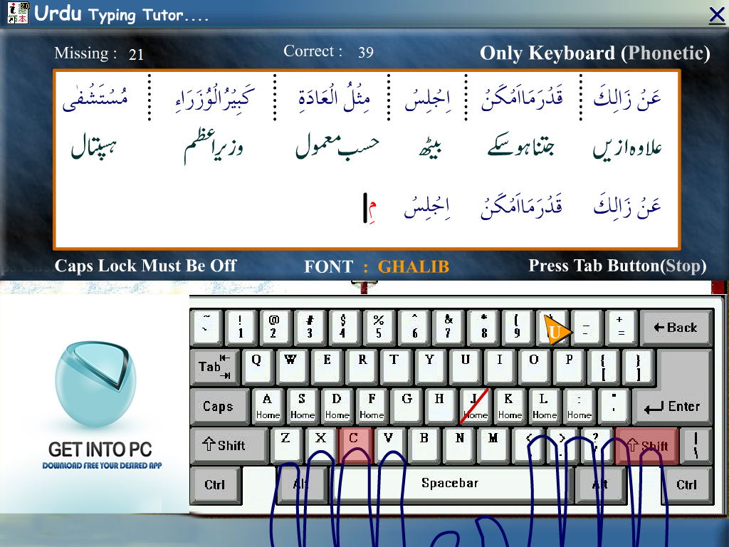 Urdu Typing Tutor Download For Free