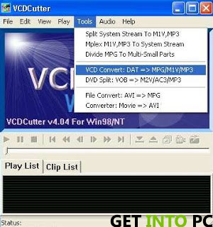 VCD Cutter Free Download Feature