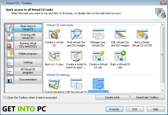 Virtual CD Setup Free Download