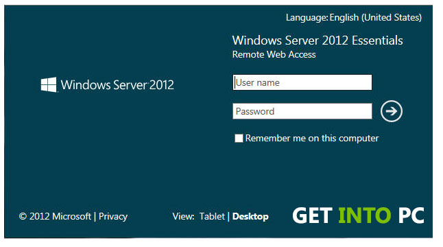Windows Server 2012 R2 Essential Features