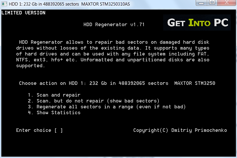 hdd regenerator download free setup