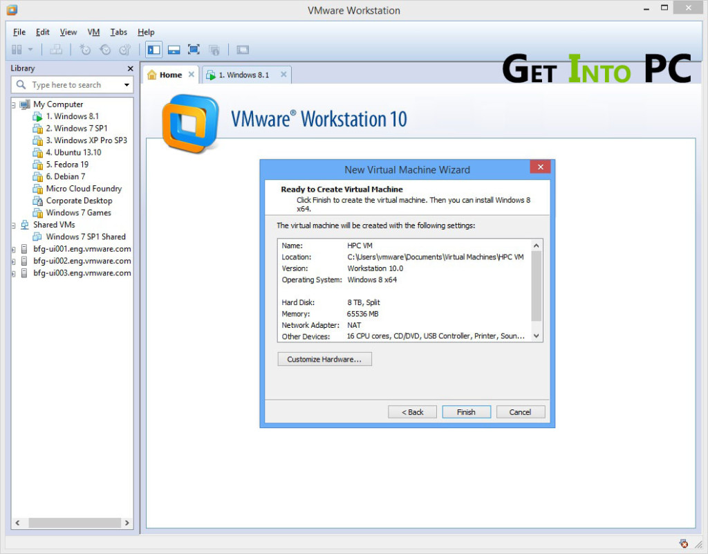 vmware workstation 10 download free