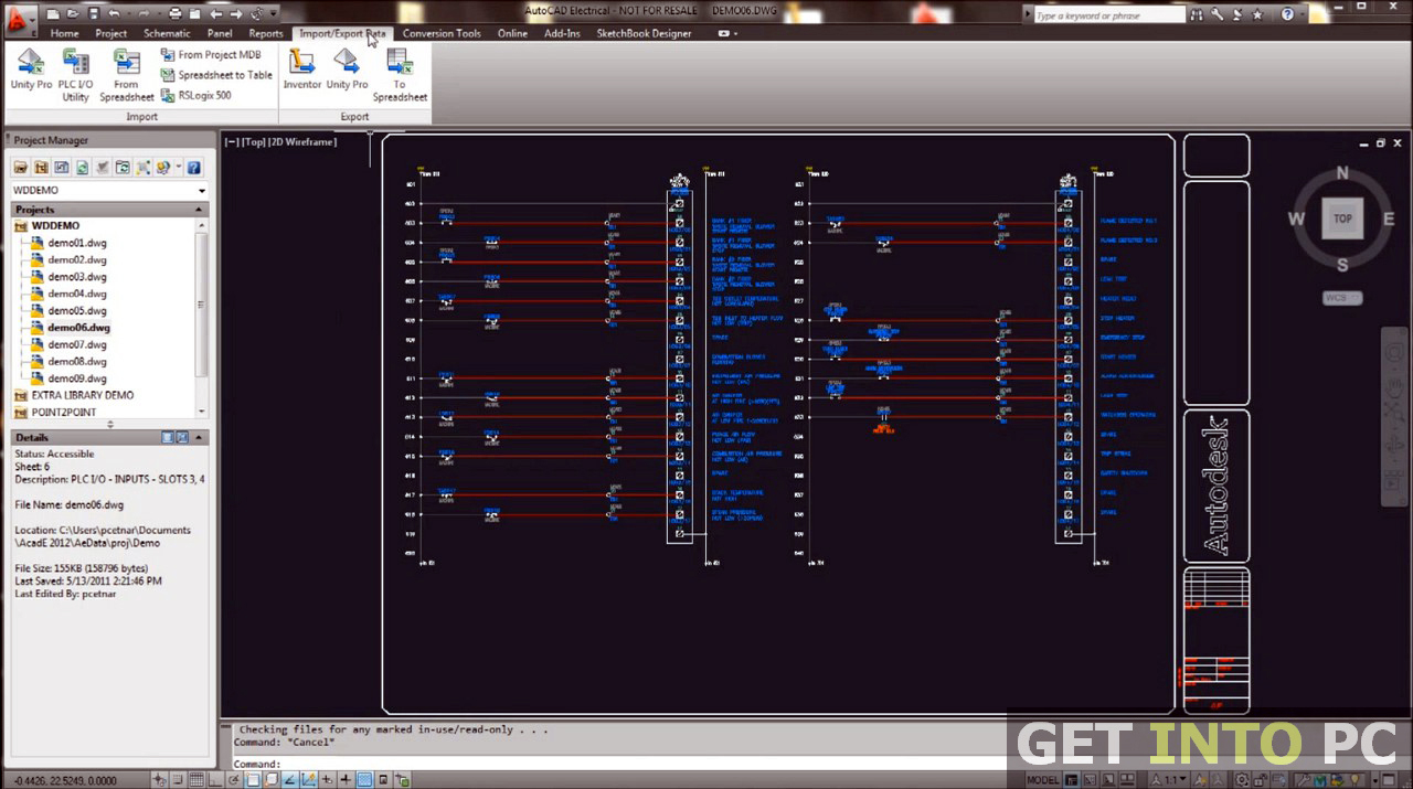 AutoCAD Electrical 2015 Setup Free Download