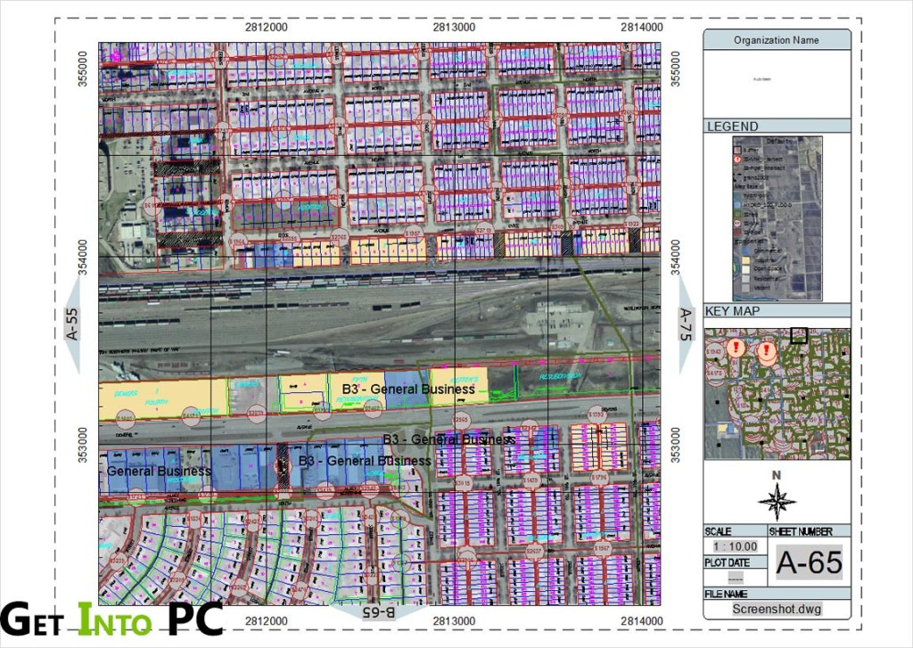 AutoCAD MAP 3D 2014 Technical Details