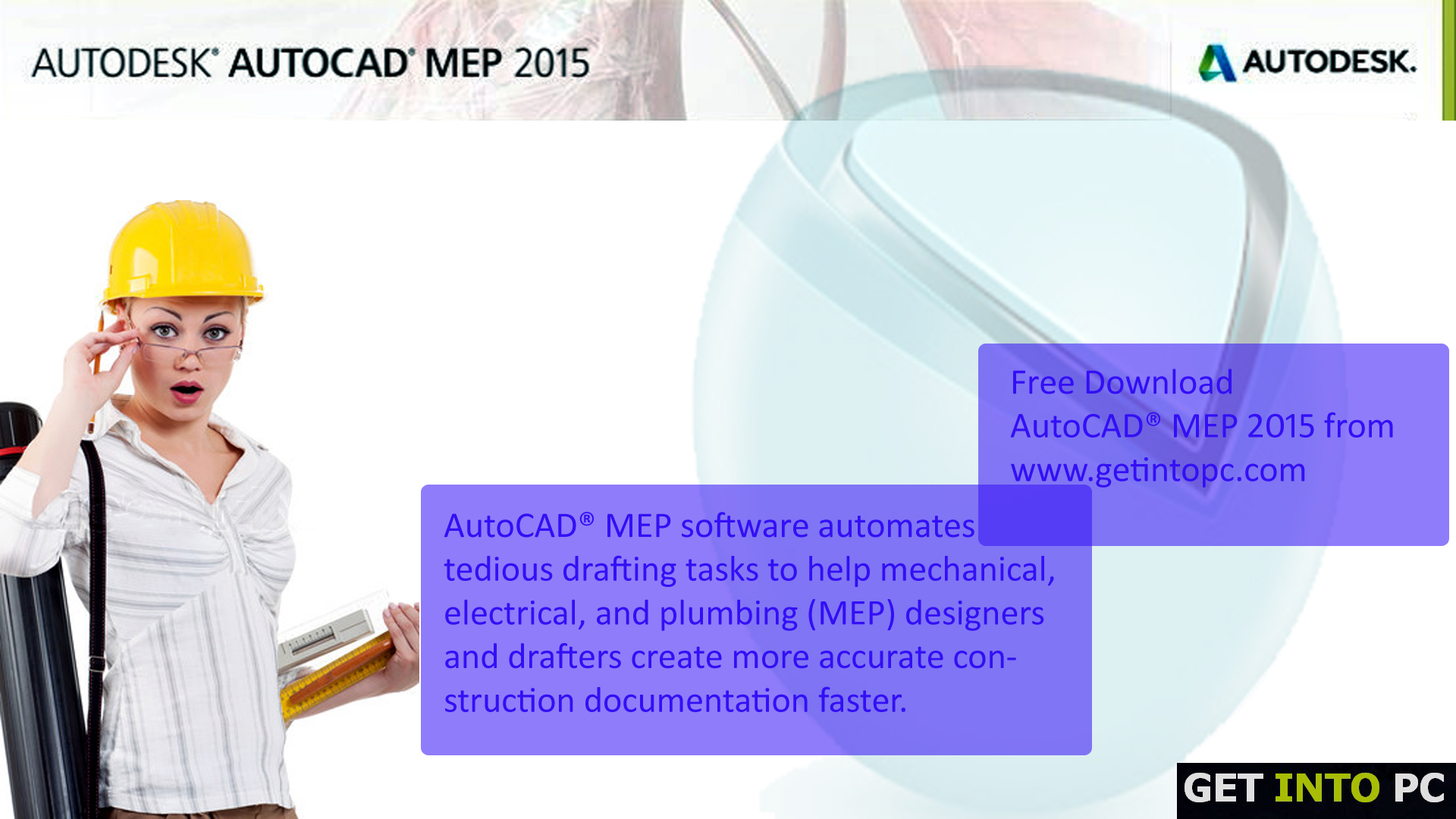AutoCAD MEP 2015 Free Download
