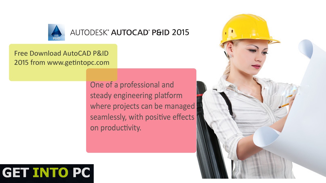 AutoCAD P&ID 2015 Download For Free