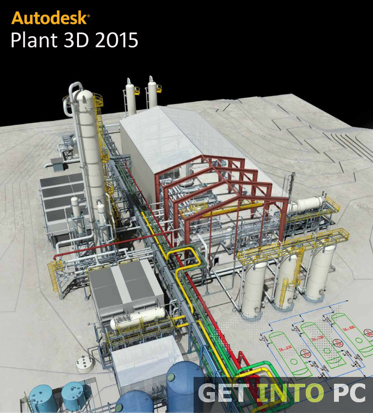 AutoCAD Plant 3D 2015 Download For Free