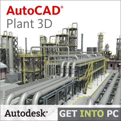 AutoCAD Plant 3D 2015 Download Free
