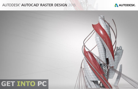 AutoCAD Raster Design 2015 Download  Free