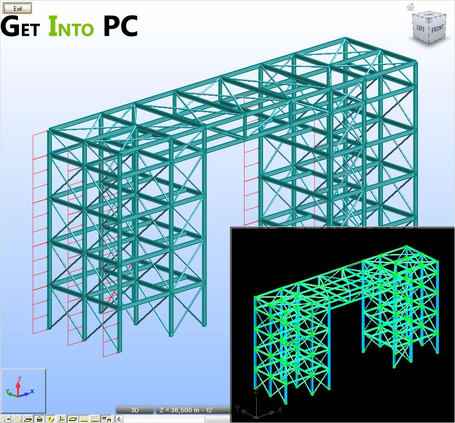 AutoCAD Structural Detail Technical Detail