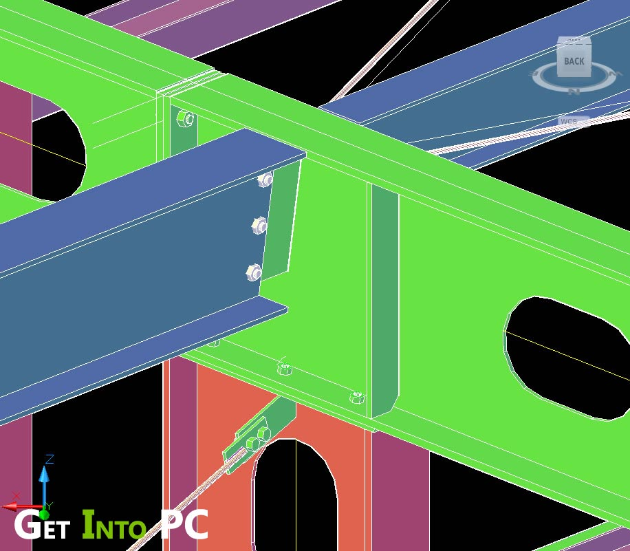 AutoCAD Structural Detail Technical