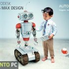 Autodesk 3ds Max Design 2015 Free Download:freedownloadl.com 3D CAD
