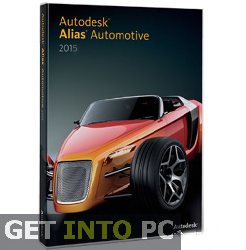 Autodesk Alias Automotive 2015 Free
