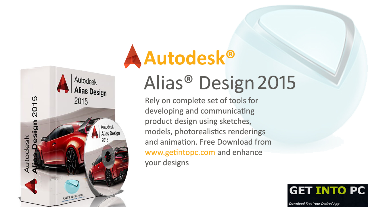 Autodesk Alias Design 2015 Download For Free