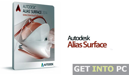 Autodesk Alias Surface 2014 Setup Free Download
