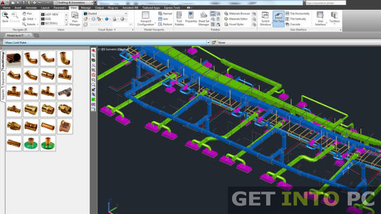 Autodesk ESTmep 2014 Setup Free Download