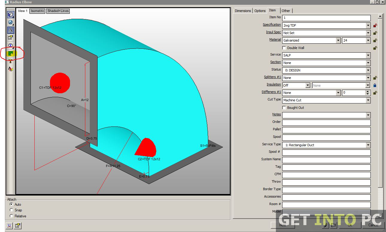 Autodesk Fabrication CADmep 2014 Download For Free
