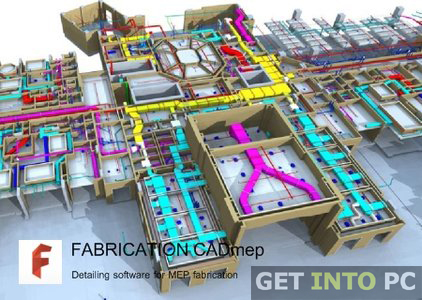 Autodesk Fabrication CADmep 2014 Free Download