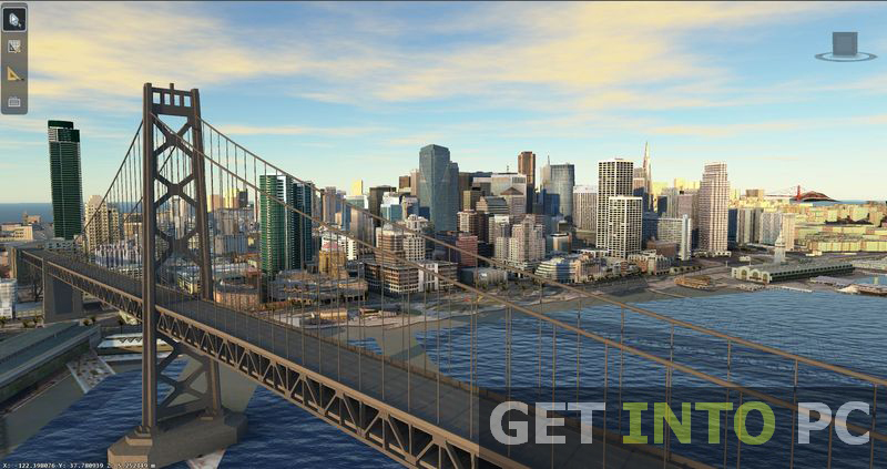 Autodesk InfraWorks 2014 Setup Free Download