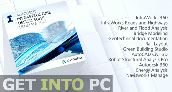 Autodesk Infrastructure Design Suite Ultimate 2014 Free Download