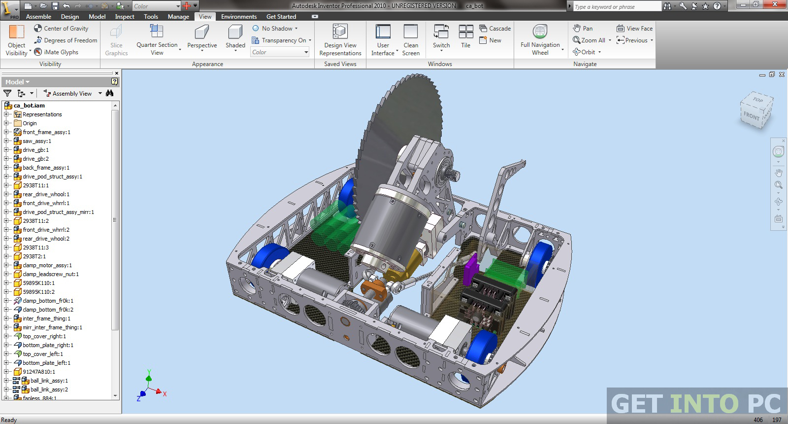 inventor Welcome to the autodesk inventor channel make great products inventor® mechanical design and 3d cad software offers professional-grade 3d mechanical design.
