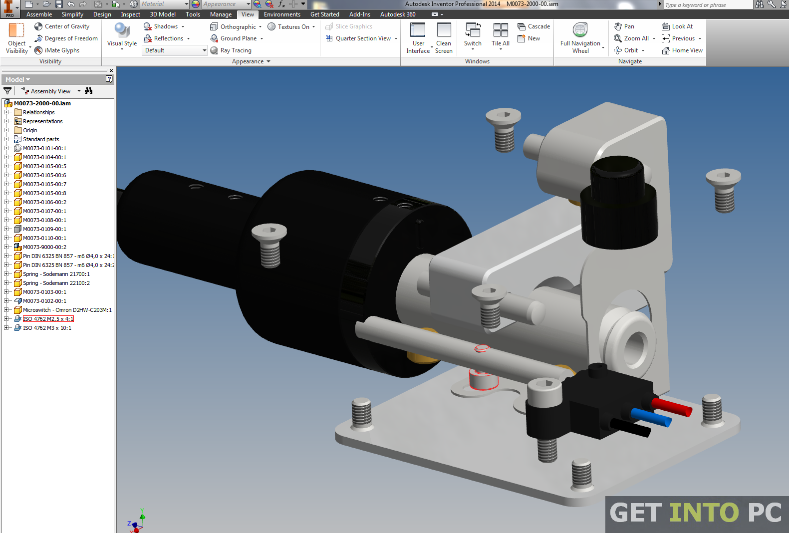 Autodesk Inventor LT 2015 Free Download