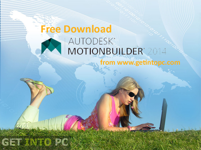 Autodesk MotionBuilder 2014 Download For Free