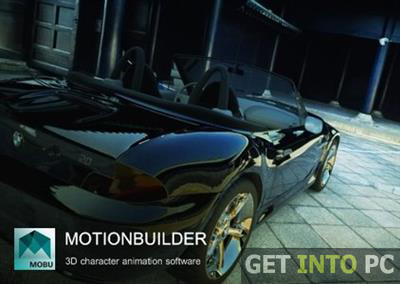 Autodesk MotionBuilder 2015 Setup Free Download