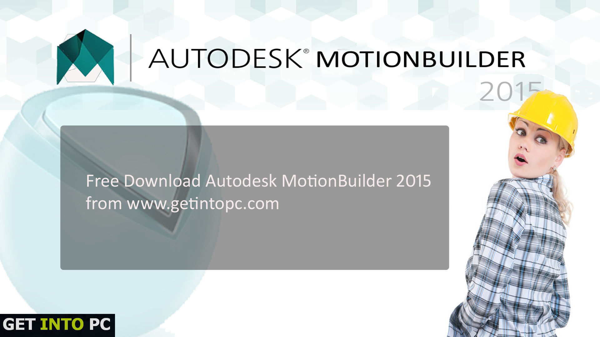 Autodesk MotionBuilder setup Free download