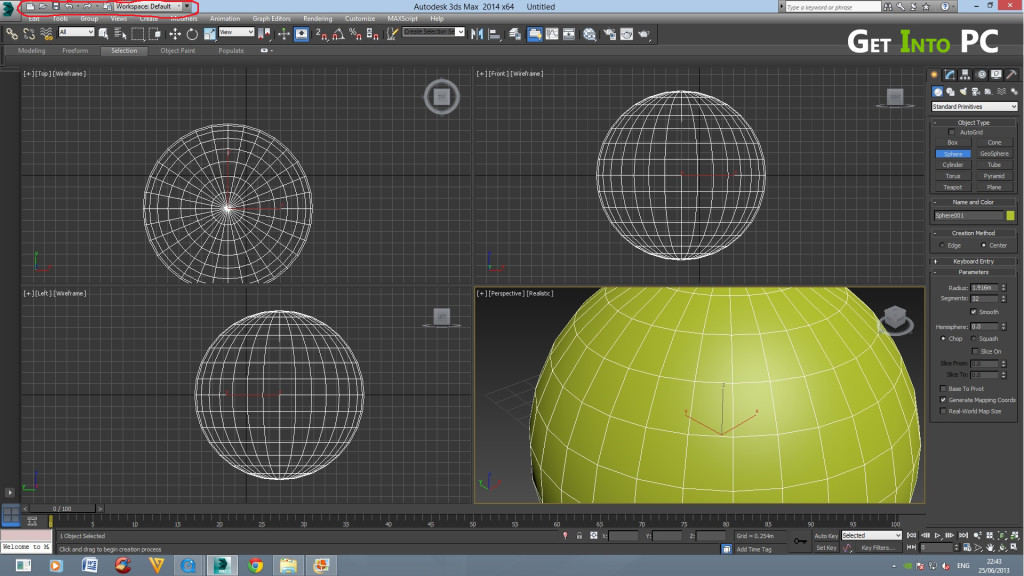 Autodesk Mudbox 2014 features 1